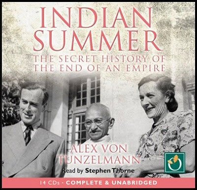 Indian Summer: The Secret History of the End of an Empire (Audiobook)