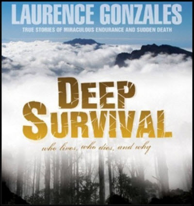 Deep Survival: Who Lives, Who Dies, And Why (Audiobook)