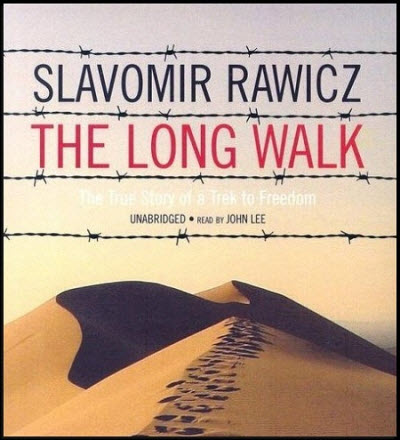 The Long Walk: The True Story of a Trek to Freedom (Audiobook)