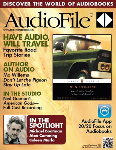 AudioFile - August/September 2011