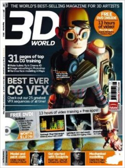 3D World – September 2011