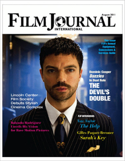 Film Journal International US – August 2011