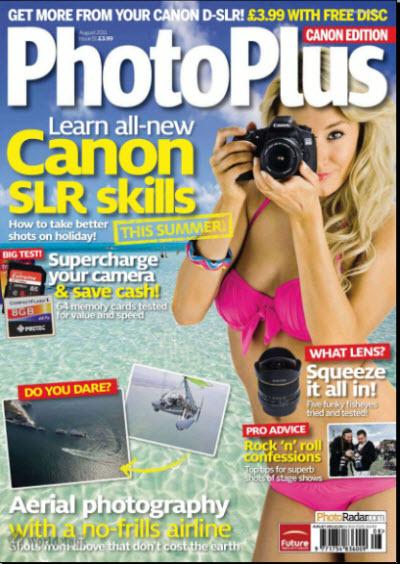 PhotoPlus – August 2011