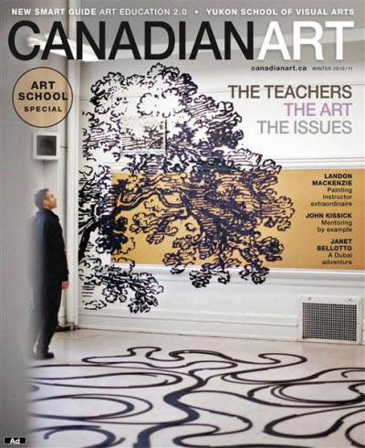 Canadian Art - Winter 2010-2011
