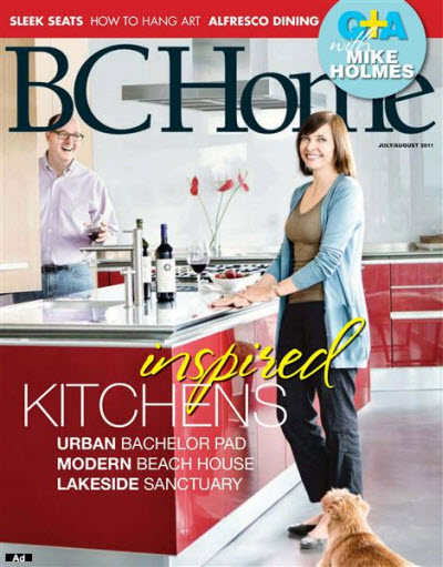 BC Home - July/August 2011
