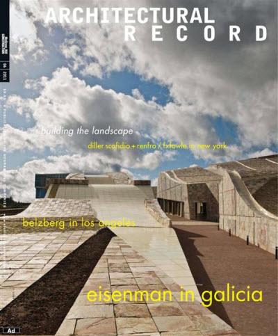 Architectural Record - June 2011