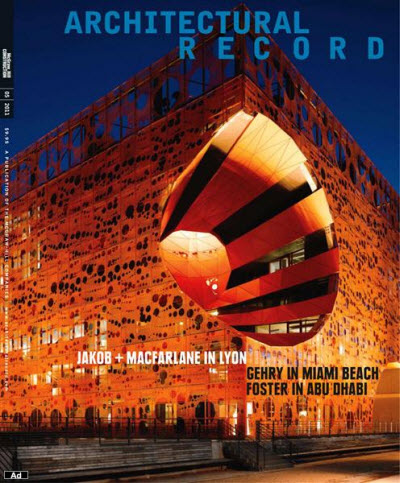 Architectural Record - May 2011