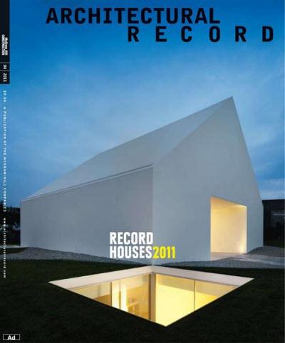 Architectural Record - April 2011