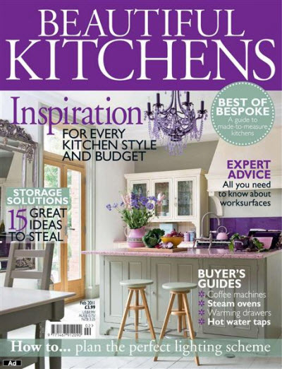 25 Beautiful Kitchens - February 2011