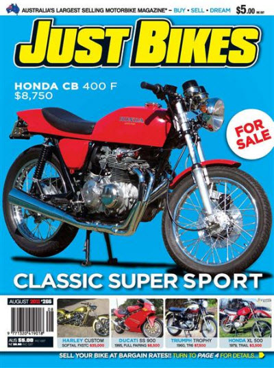 Just Bikes - August 2011