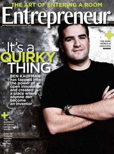 Entrepreneur - August 2011