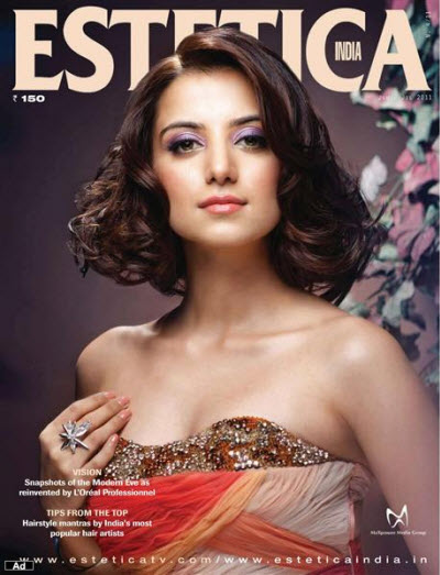 Estetica India - June/July 2011