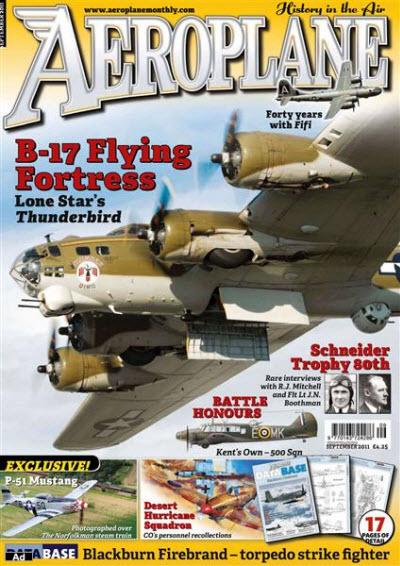 Aeroplane - September 2011