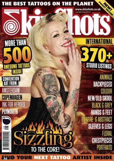 Skin Shots - August/September 2011