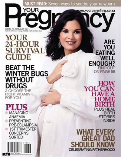Your Pregnancy - June/July 2011