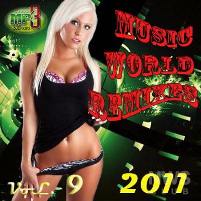 VA - Music World Remixes Vol.11 (2011)