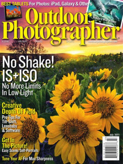 Outdoor Photographer - July 2011
