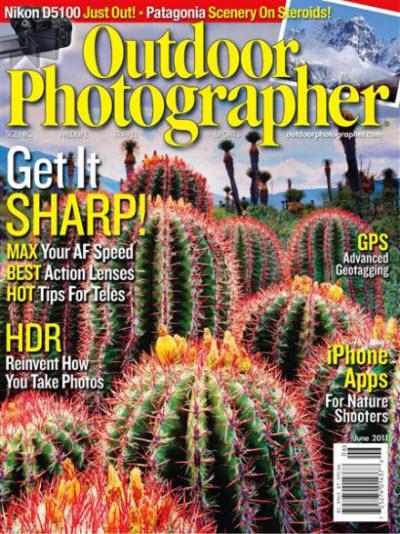 Outdoor Photographer - June 2011