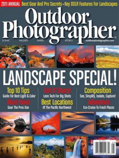 Outdoor Photographer - May 2011