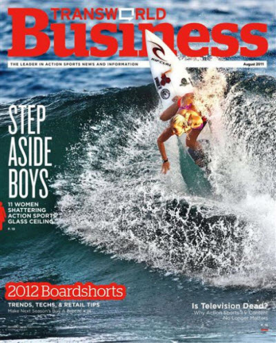 Transworld Business - August 2011
