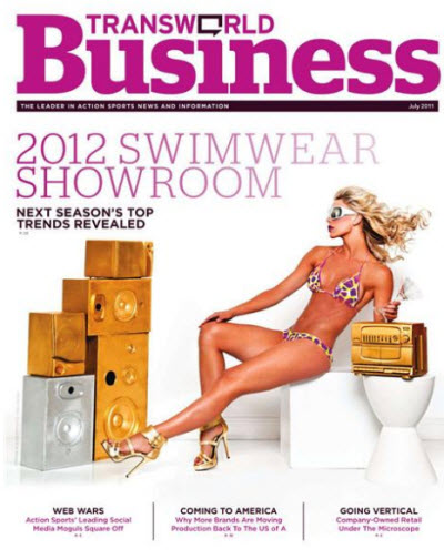 Transworld Business - July 2011