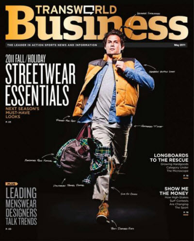 Transworld Business - May 2011
