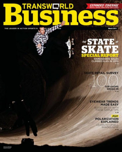 Transworld Business - March 2011