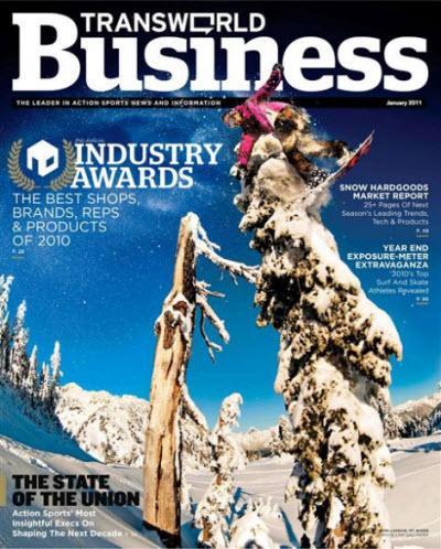 Transworld Business - January 2011