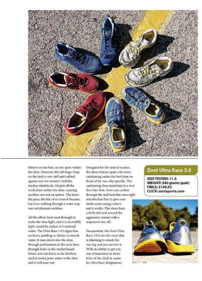 3/GO Triathlon - September/October 2011