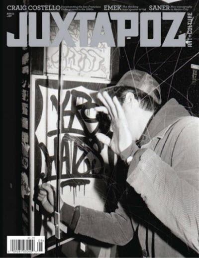 Juxtapoz - August 2011