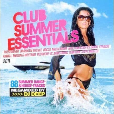 VA – Club Summer Essentials 2011 2CD-2011
