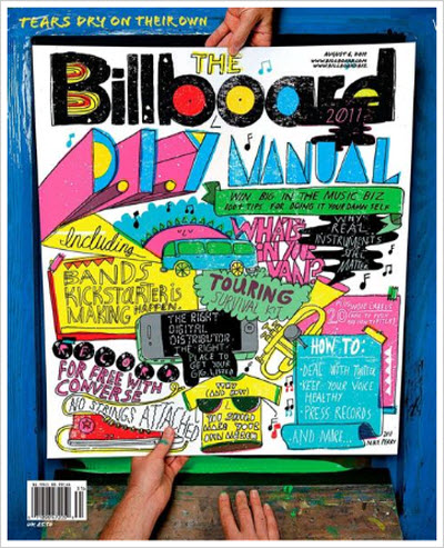 Billboard Magazine – 06 August 2011