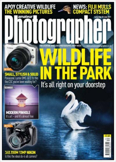 Amateur Photographer – 06 August 2011