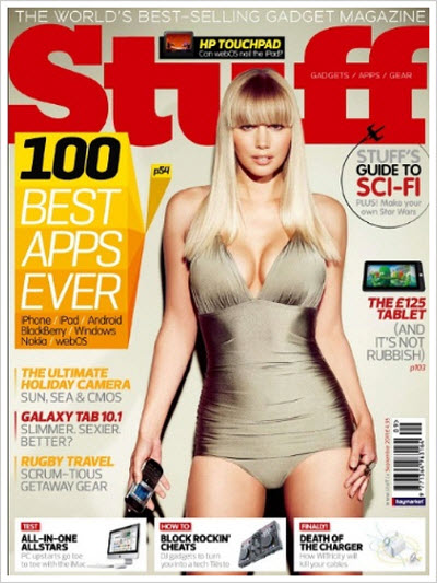 Stuff – September 2011 UK