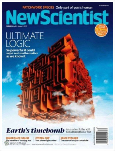 New Scientist – 30 July 2011