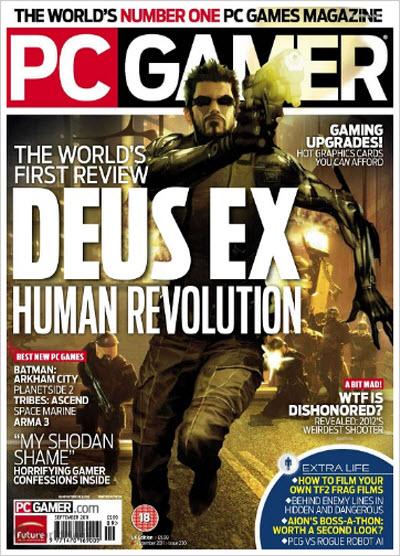 PC Gamer – September 2011
