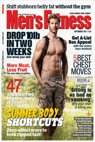 Men's Fitness UK – September 2011