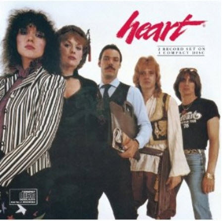 Heart - Greatest Hits (1980)