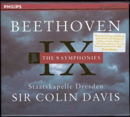 Beethoven - IX The 9 Symphonies (1995)