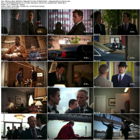 White Collar S03E04 720p HDTV X264