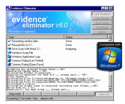 Evidence Eliminator v6.03
