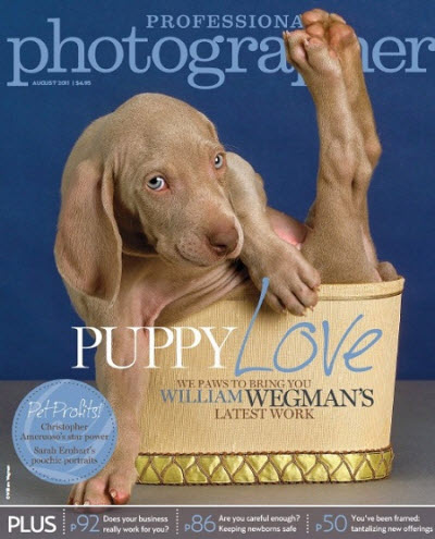 Professional Photographer - August 2011 (US)