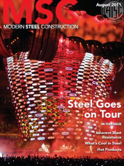Modern Steel Construction - August 2011