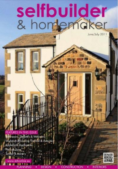 Selfbuilder & Homemaker - June/July 2011
