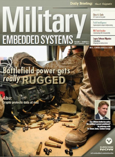 Military Embedded Systems - July/August 2011
