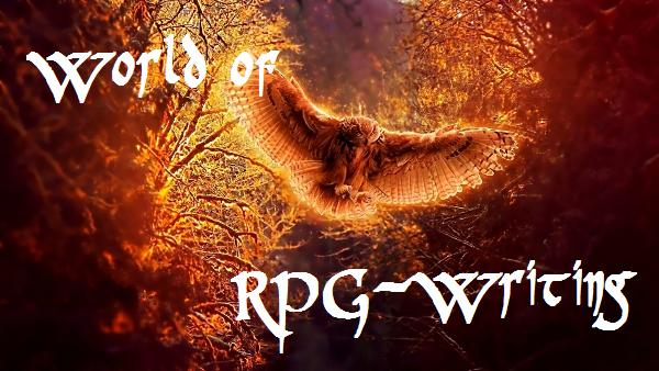 World of RPG-Writing
