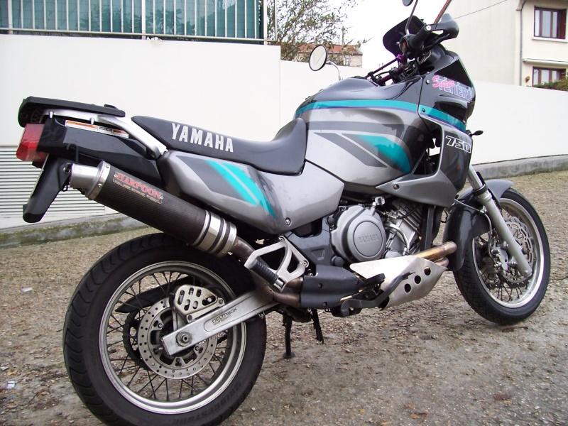 Essai de la Yamaha 750 Super Ténéré, par Cyrille DEMICHELIS