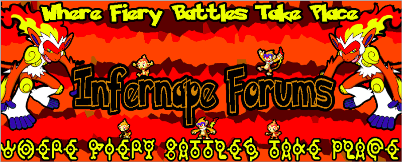 Infernape Forums