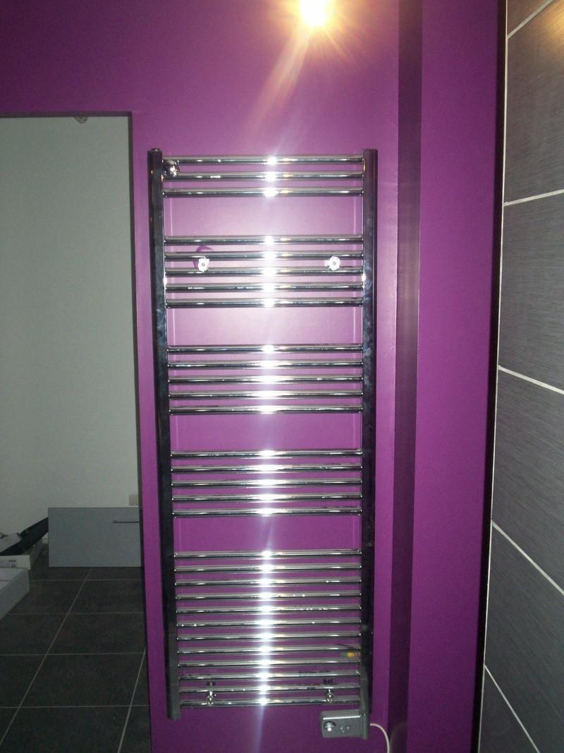 Conseil pour faience et carrelage de ma future salle de for Carrelage mauve salle bain