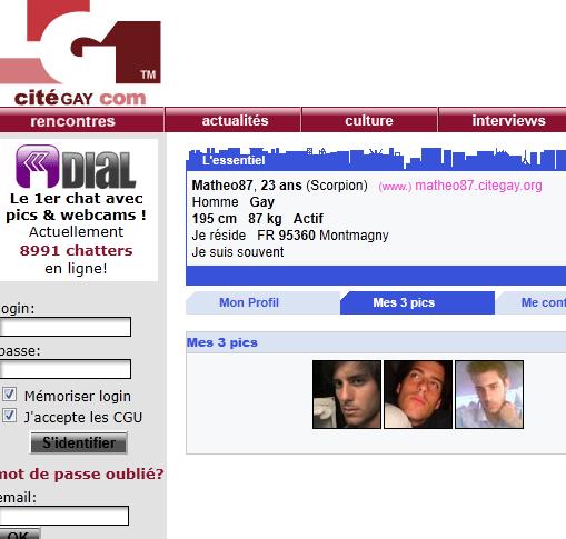 citegay org gay a douai